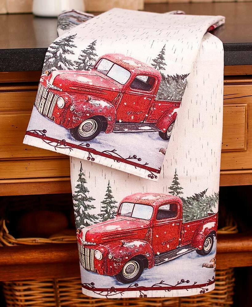 Vintage 2 Towels&1Spatula KITCHEN Bath FARMHOUSE