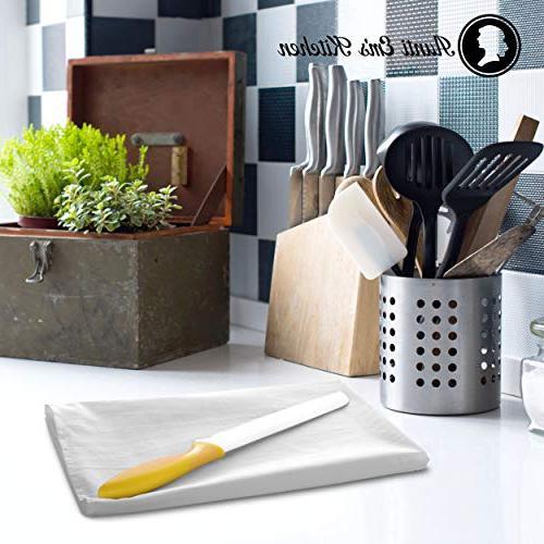 Aunti Em's Kitchen Flour Kitchen Towels, Weave Cloth 100% Cotton, x Baker's Set 13,