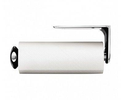 simplehuman Wall Mount Paper Towel Holder, Stainless Steel,