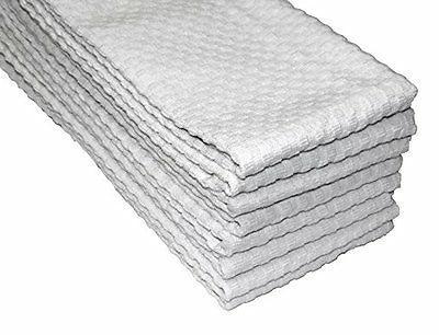 Cotton Craft - Pack White Weave Kitchen 16x28,