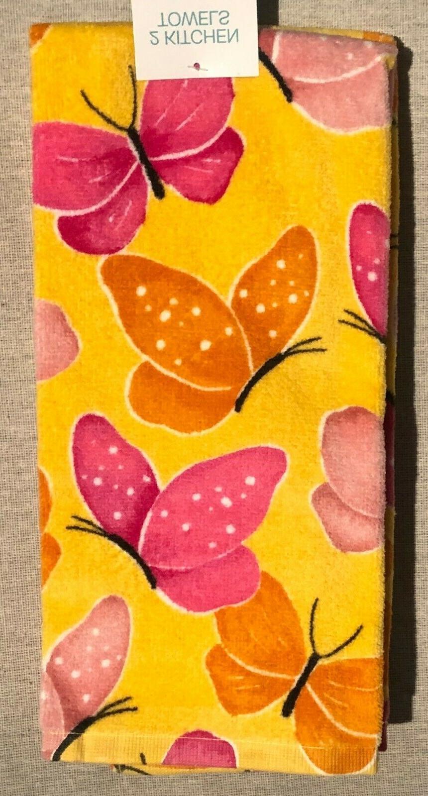 Ritz Pink, Orange Butterfly