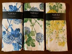 Lauren Ralph Lauren Kitchen Towels Set of 2 Choice of Design