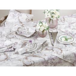Occasion Gallery Lavender Baroque Table Linens - Placemat Na