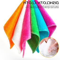 Magic <font><b>Kitchen</b></font> Cleaning Wiping Rag Colorf