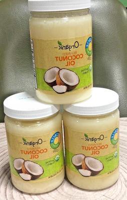 Full Circle Market 76f 100% Certified Organic Refined Coconu