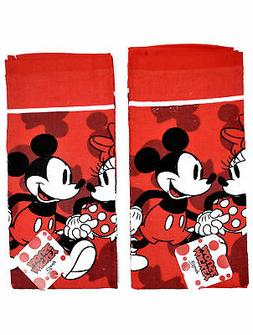 mickey and minnie mouse kitchen dish towels