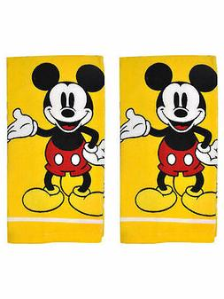 mickey mouse kitchen dish towels 2 piece