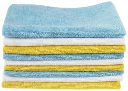 Microfiber Cleaning Cloth 24 Pack Ultra soft non-abrasive wi