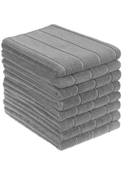 Gryeer Microfiber Kitchen Towels, Super Absorbent, Soft and