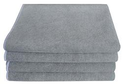 Gryeer Microfiber Kitchen Towels - Highly Absorbent, Thick a