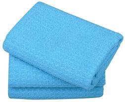 Sinland Microfiber Waffle Weave Dish Cloths Kitchen Towel Fa