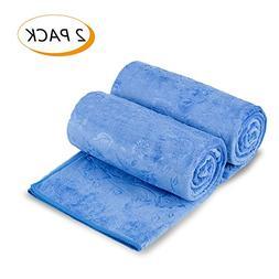 Jml Microfibre Drying Towels Bundle, Versatile Oversized and