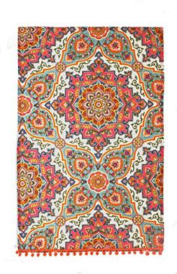"Ulster Weavers 29.1""x18.9"" Moroccan Tiles Cotton Tea Towel"