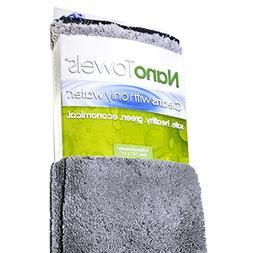 Nano Towels - Amazing Eco Fabric Cleans Virtually Surface Wa
