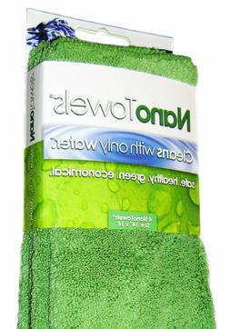 Life Miracle NanoTowels Cleans with Only Water 4-Pack