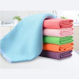 3PCS 30 x 40cm Soft Microfiber Cleaning <font><b>Towel</b></