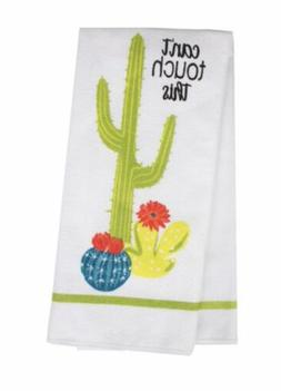 New Can't Touch This Polyester Kitchen Towels Cute Home De