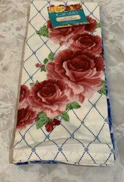 New The Pioneer Woman Kitchen Towels Heritage Floral  Set of