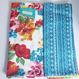New The Pioneer Woman WILDFLOWER WHIMSY Kitchen Towels Bar T