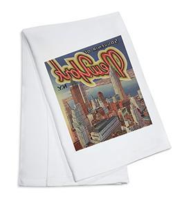 New York, NY - Souvenir of New York City Print