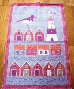 NWOT Ekelund Bathus Scandinavian Kitchen Towel with loop for