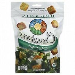 Full Circle Organic Croutons Caesar