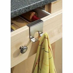 Over Cabinet Drawer Stainless Steel Double Hook