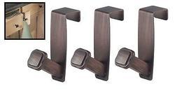 over cabinet peg bronze