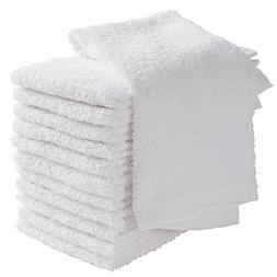 Pantry Cleaning Cloth Bar Mop Kitchen Towel 16 x 19-Inch Whi