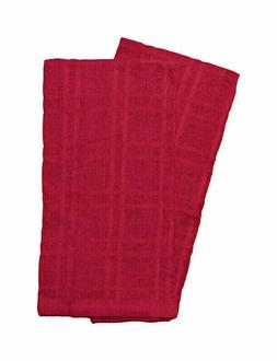 Ritz Paprika 100% Cotton Kitchen Towel 2 Pack - LOT OF 3