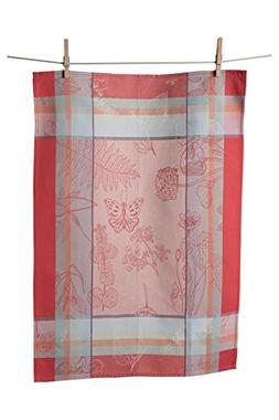 KAF Home Porto Jacquard Kitchen Towel, 100% Cotton, Absorben