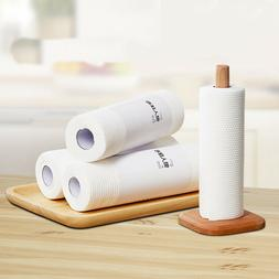 Reusable Paper Towels - 4 Rolls - Heavy Duty Cleaning Kitche
