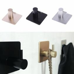 Self Adhesive Home Kitchen Wall Door Hook Key Rack Kitchen T