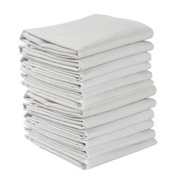 KAF Home Set 12 Flour Sack Kitchen Towels 100Percent Cotton