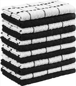 Kitchen Towels Set Cotton Home Kitchen Dining