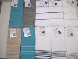 KitchenAid set of 2 kitchen towels in choice of color