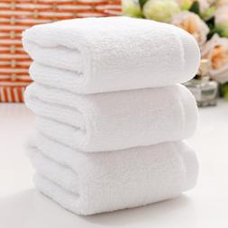 Soft White Cheap Face <font><b>Towel</b></font> Small Hand <