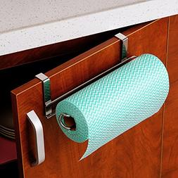 Stainless Steel Kitchen Paper Hanger - Paper Towel Holder -