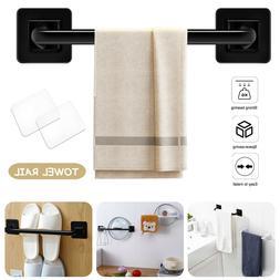 9.4'' / 13.4'' Towel Rail Rack Bar Wall Mounted Bathroom Kit