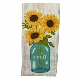 Sunflower Home Kitchen Towel
