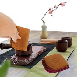 Tea Towel Tea Towels Linen Tablemat Teaware Kitchen Accessor
