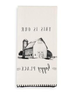 Kay Dee Designs THIS IS OUR HAPPY PLACE Farmhouse Barn Flour