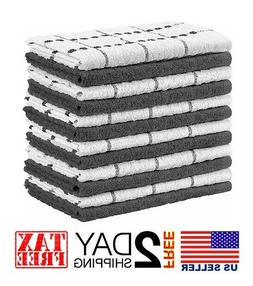 Utopia Towels 12 Pack Kitchen Towels, 15 x 25 Inches Cotton