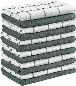Towels Dish Kitchen Absorbent Cotton Tea Drying Towel Cloth