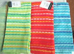 TOWELS...KITCHEN/HAND ...3 COLORS TO CHOOSE FROM