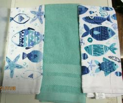 TOWELS...KITCHEN / HAND... 3 DESIGNS TO CHOOSE FROM