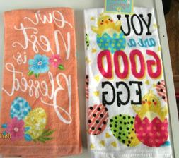 "TOWELS  KITCHEN / HAND TOWELS..15 "" X 25""  EASTER"