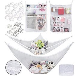 Toy Hammock Organizer  - Plus! Bath Tub Toy Organizers  - Bo
