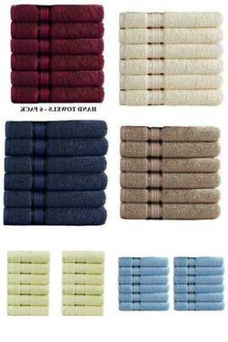 Hand Towels 6-PK /Bath Sheets 2-PK /Bath Towel 4-PK /Wash Cl