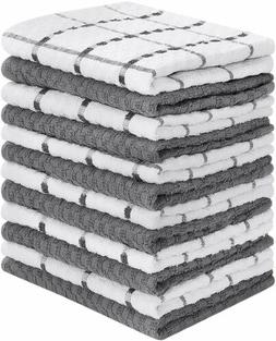 Utopia Towel 12 Pack Kitchen Towels,15 x 25 Inches Cotton Di